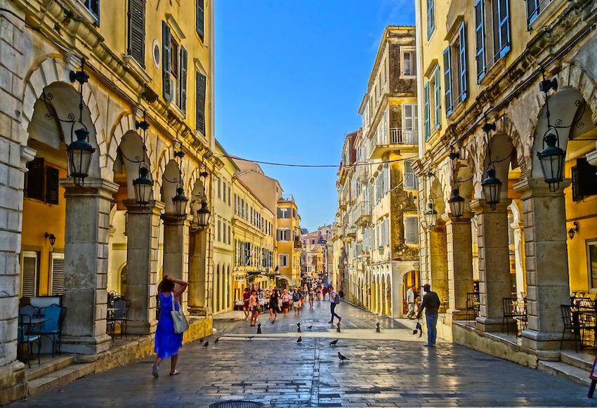 Corfu Town2